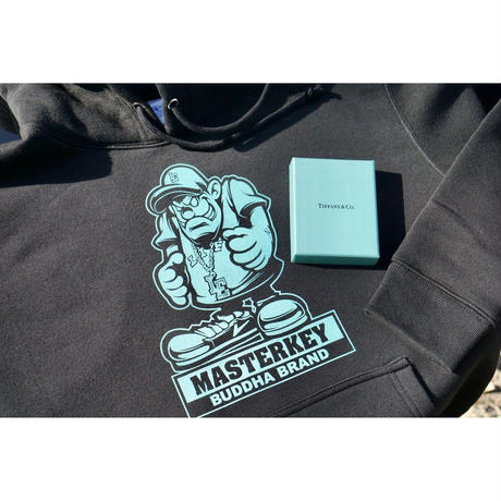 "DJ MASTERKEY  ""buddha brand"" ×gurirubooth"