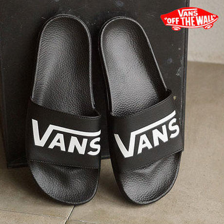 VANS   SURF SLIDE-ON スライドオン BLACK
