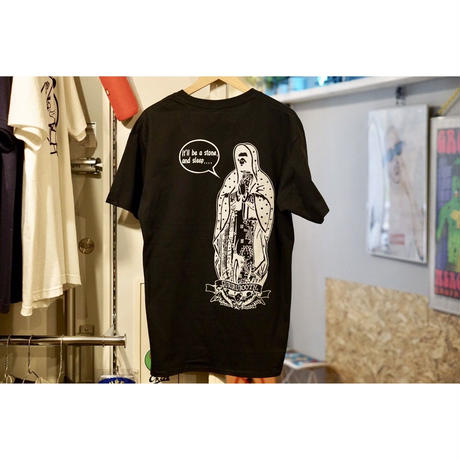 "Guadalupe tee ""chill ver""   black"