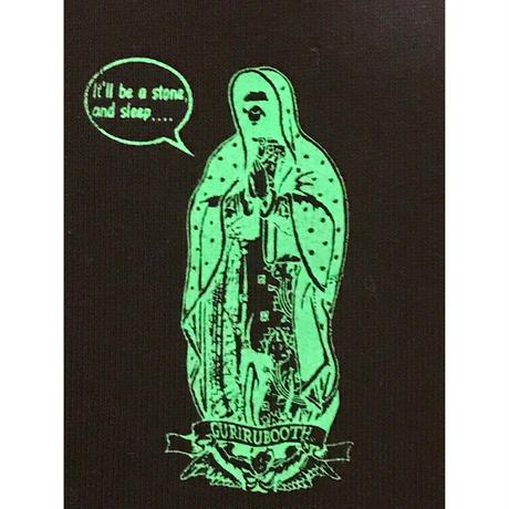 """Guadalupe""   zip hoody"