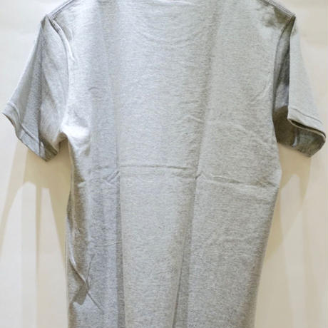RUGGED high grade cotton pocket tee (Gray)