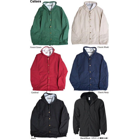 Independent    Coaches Jacket  foody