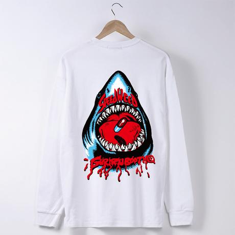 """JAWS × 鉄雄""   L/S"