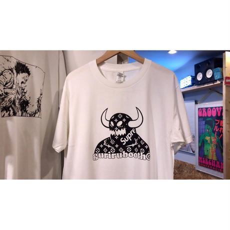"""gurirumachine""  tee    one  color"