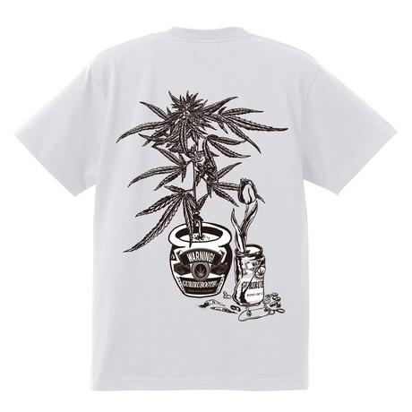 """""""weed""""  tee"""