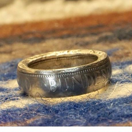 "coin ring ""Mark"