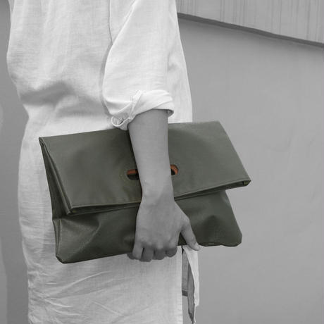 clutch bag - nezumi