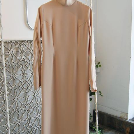 SHIROMA high neck dress