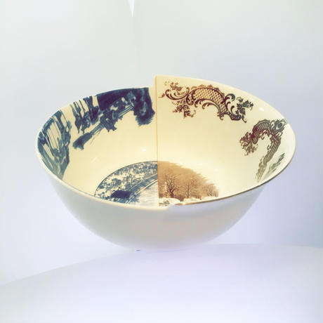 50%OFF!!! SELETTI hybrid bowl 15cm DESPINA