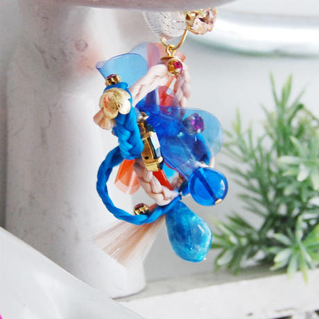 incantesimo fiber earring【G-P035】