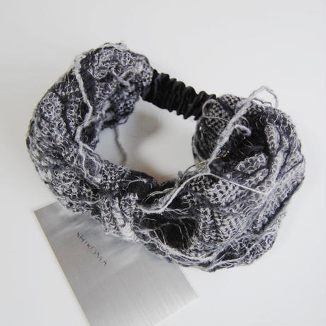 SHIROMA 15-16A/W ghost hair band