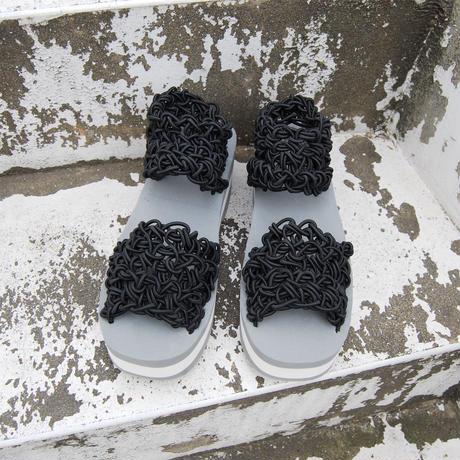 ARIELLE DE PINTO / LVMM traditional strap -black-
