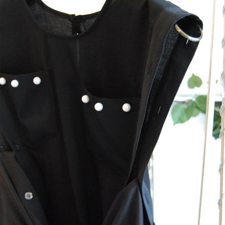 SHIROMA 18S/S ANARCHY arrangement blouse