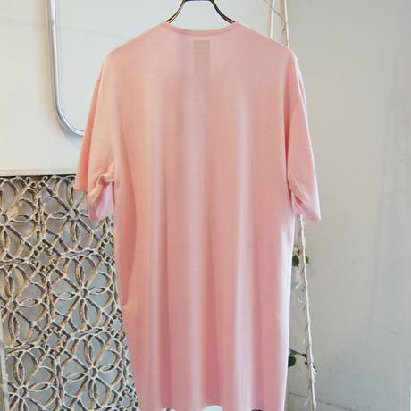 SHIROMA oversize thick T-shirt