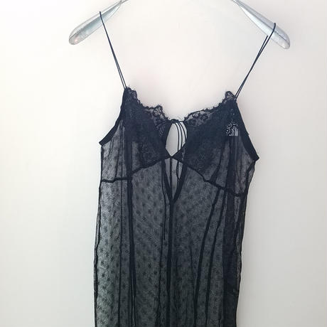 lace camisole one piece