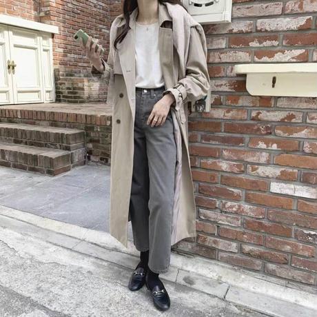 《予約販売》color denim pants (3color)