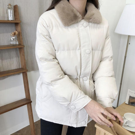 《予約販売》collar far padding