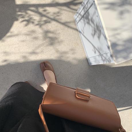 《予約販売》tabi flat shoes