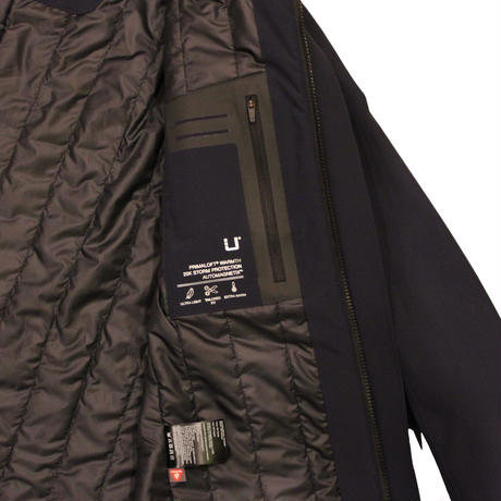 UBR  REGULATOR HOODED JACKET 7035