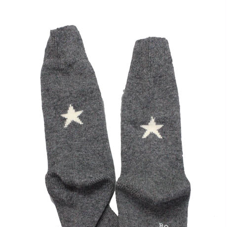ROSTERSOX WOOL STAR SOX