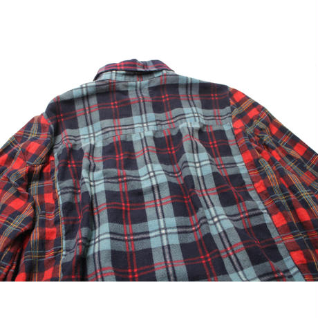Rebuild by Needles  Ribbon Flannel Shirt - onesize ③