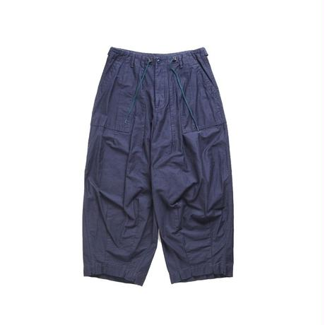 Needles H.D. PANT  FATIGUE - NAVY