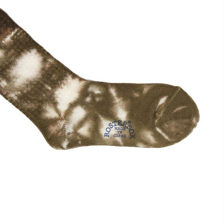 ROSTER SOX   WAFFLE  Tie-Dye 2