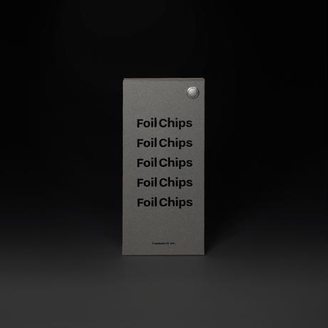 Foil Chips(表紙 黒箔バージョン)