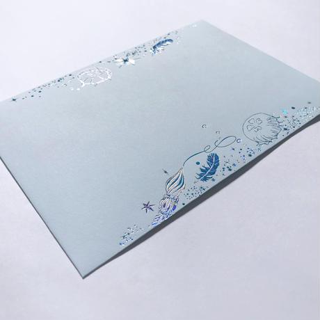 箔封筒 『 星海飛行 』