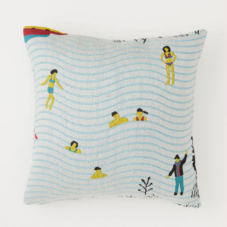 snip snap LAPLAND cushion cover | after sauna