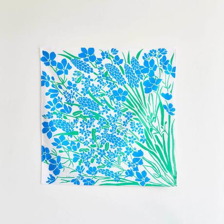 FLOWERS | blue
