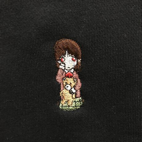 【CHAOSMARKET】SD玲音ジップパーカー-BLACK-