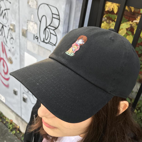 【CHAOSMARKET】SD玲音キャップ-BLACK-