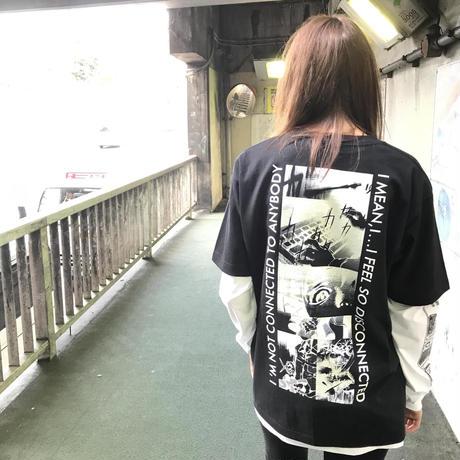 【messa store】ビケちゃんTシャツ-BLACK-