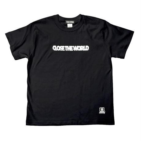 【NC帝國】CWON Tシャツ-BLACK-