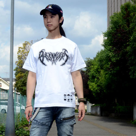 【messa store】傍観者Tシャツ-WHITE-
