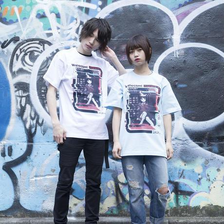 【otooto22】welecom! Tシャツ-WHITE-