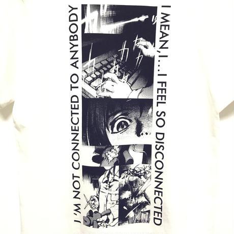 【messa store】ビケちゃんTシャツ-WHITE-