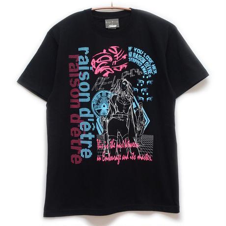 【messa store】raison d'être  Tシャツ BLACK