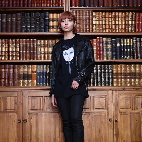 【NUMBER 3】SEEK LIGHT Tシャツ BLACK