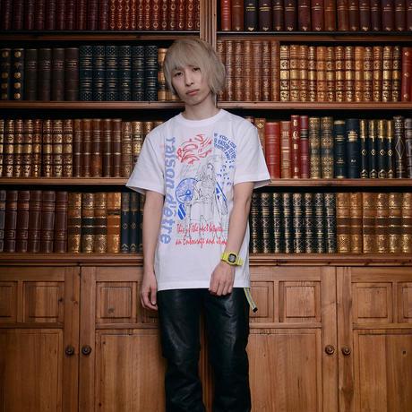 【messa store】raison d'être  Tシャツ WHITE