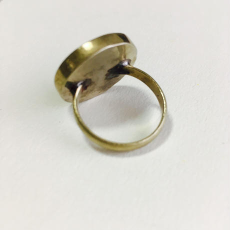 Ring -brass-