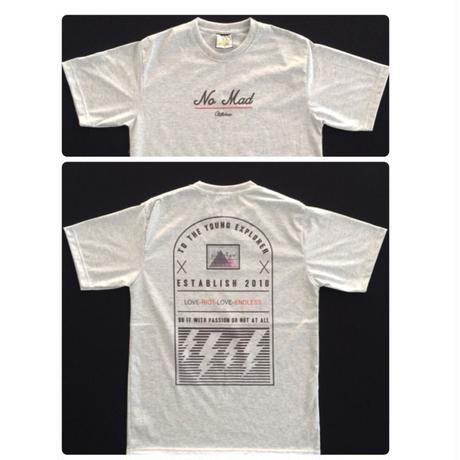 No Mad. Tシャツ