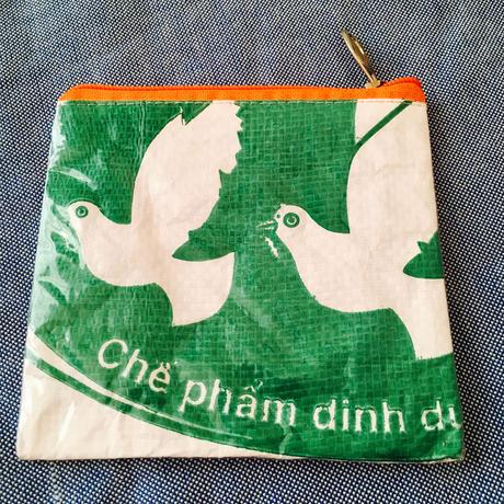 Green green pouch