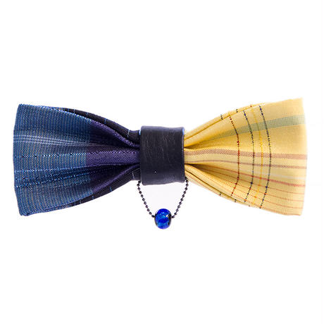 Sai(彩)/BOW TIE/blue×yellow