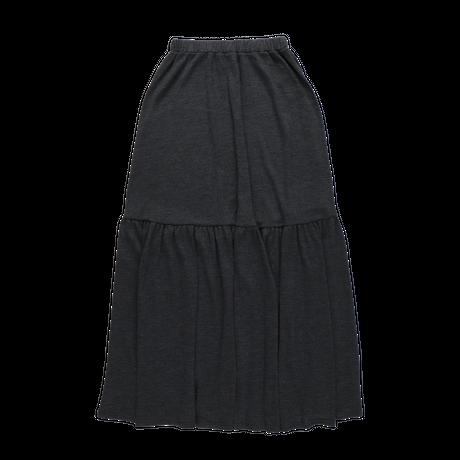 ウォッシャブルウールテレコジャージー/スカート  HA04US02