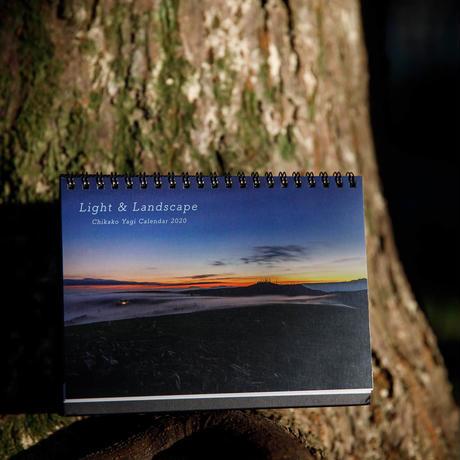 2020 カレンダー『Light & Landscape』
