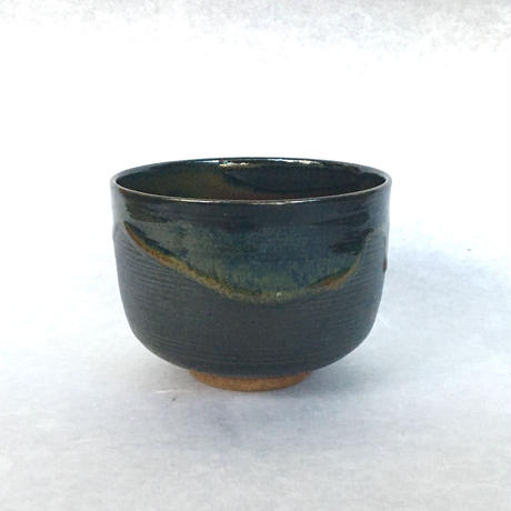 春慶釉茶碗
