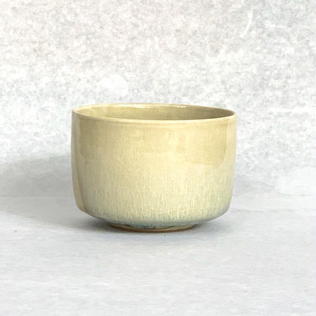 高取 筒茶碗