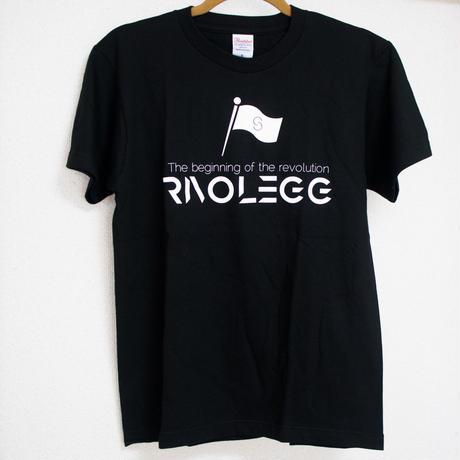 リヴォルエッグ 革命 Tシャツ